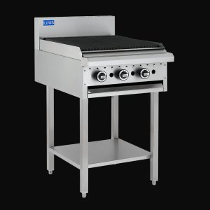 Cooktop 600 bbq and shelf BCH-6C LUUS
