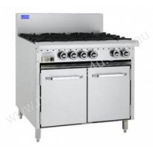 8 Burner and oven CRO-8B LUUS