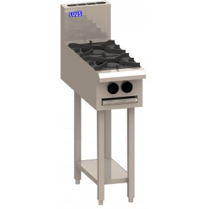 Cooktop 2 Burner and shelf BCH-2B LUUS