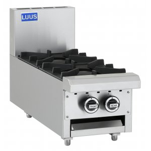 Benchtop 2 Burner Bench top model BCH-2B-B LUUS