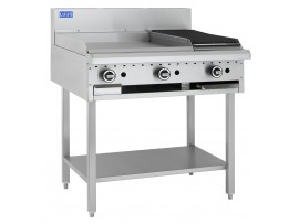 Cooktop 600 Grill 300 bbq and shelf BCH-06P3C LUUS