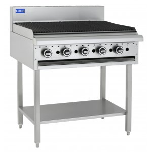 Cooktop 8 Burner and shelf BCH-8B LUUS