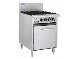 4 Burner 300 grill and oven CRO-4B3P LUUS