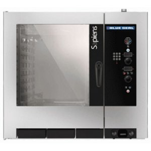 Sapiens Gas Combi Oven 20 Tray Gas (Blue Seal G20SDW)