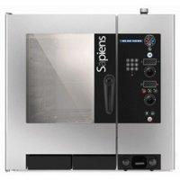 Sapiens Gas Combi Oven 7 Tray Gas (Blue Seal G07SDW)