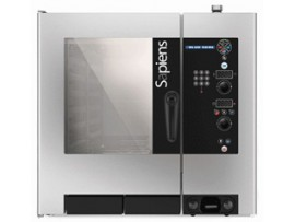 Sapiens Combi Oven 7 tray Gas G07SDW Blue Seal Moffat