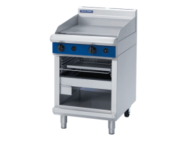 Hotplate Griddle/Toaster 600mm (Blue Seal G55T)