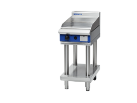 Blue Seal Evolution Series Gas Griddle 450mm Leg Stand Moffat