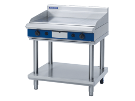 Blue Seal Evolution Series Gas Griddle 900mm Leg Stand Moffat
