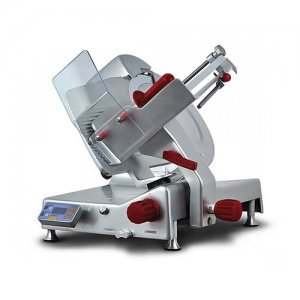 Noaw Automatic Heavy Duty Meat Slicer 350mm blade with counter NS350HDA