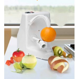 Peel-O-Matic Electric Fruit Peeler 6 oranges per min