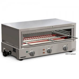 Toaster Grill Max 15 slice top and bottom heat Roband GMX1515