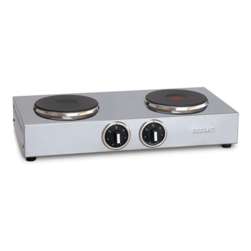 Boiling Hot Plate Double 2 X 150mm Roband Model 12