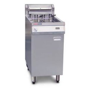 Austheat Fryer, Floor Model, Single Pan 29L,15kW