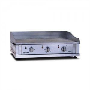 Griddle 700 x 400 smooth plate 18.5amp no cord supplied Roband