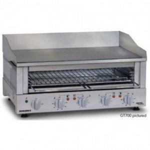 Griddle Toaster Smooth Plate no cord supplied Roband GT700