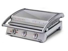 Grill Station 8 Sandwich Smooth Plate 15 amp Roband GSA815S