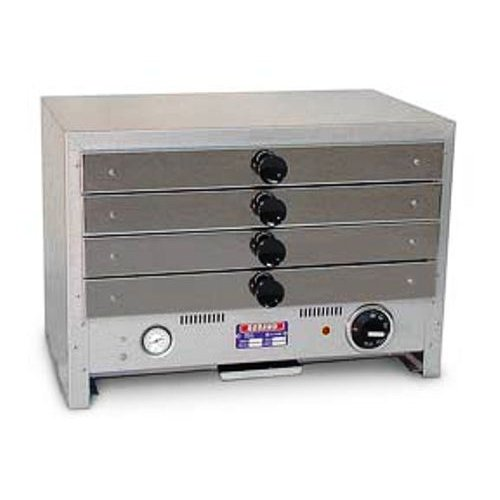 Hammertone Finish Pie Warmers with 4 removable drawers Roband 40DT