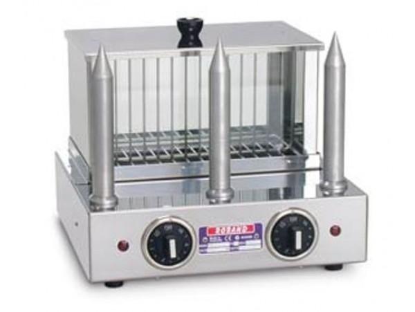 Hot Dog and Bun Warmer 3 spikes Roband M3