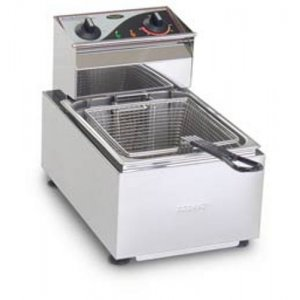 Single Pan Fryer 5 litres F15 Roband