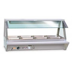 Tray Race 207 mm for Food Bars 1 x 4 Roband TR14