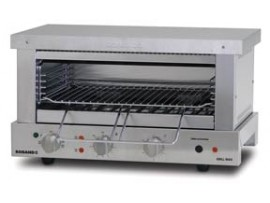 Toaster Grill Max Wide-Mouth Roband GMW815E