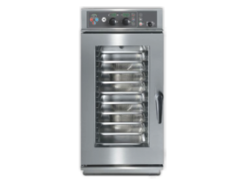 Electric Slim Line Combi Oven CEV101S Baron