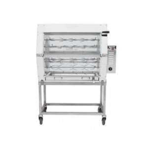 18 Bird Manual Chicken Rotisserie M18 Semak