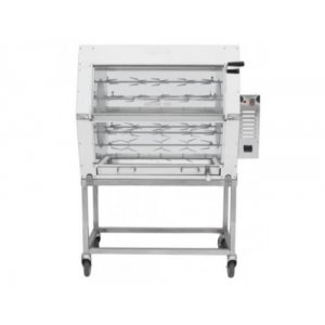 18 Bird Digital Chicken Rostisserie Electric Semak