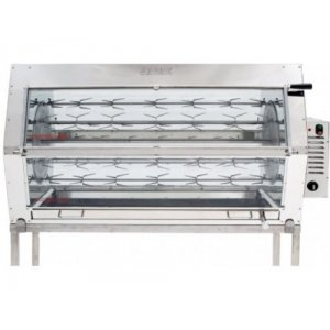 30 Bird Manual Chicken Rotisserie M30 Semak