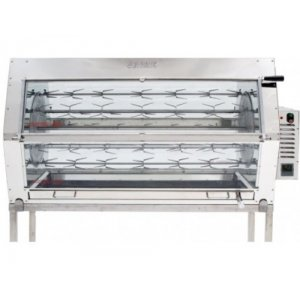 30 Bird Digital Chicken Rostisserie Electric Semak