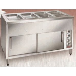Bain Marie Hot Cupboard 2 Module Sharpline