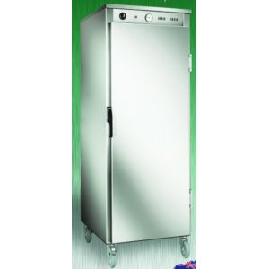 Two Door Vertical Food Transporter Stainless Steel Full Size Sharpline