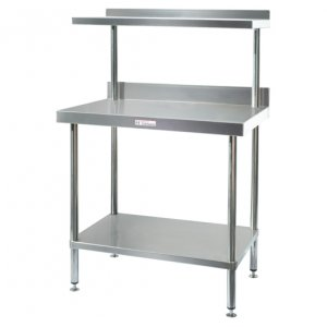 Blue Seal Salamander Bench SS18.BS Simply Stainless