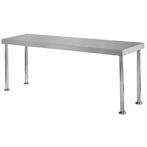 Bench Over Shelf Stainless Steel SS12.1200 Simply Stainless