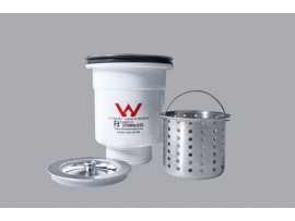 Sink Waste and Basket Simply Stainless SS39.SWB
