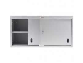 SS29.0900 Stainless Steel Wall Cupboard 900mm wide Simply Stainless