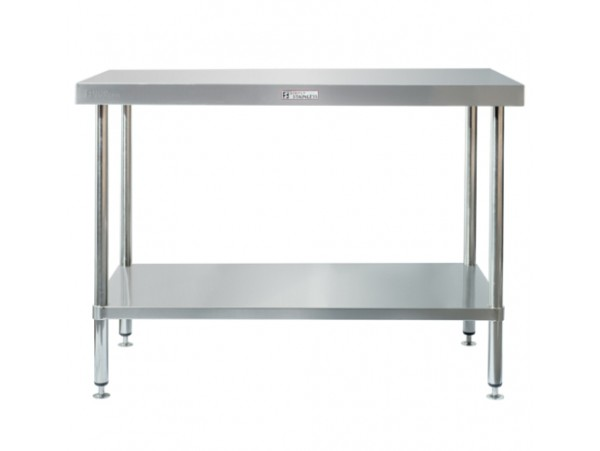 SS01-1200 Stainless Steel 600 Series Work Bench Simply Stainless