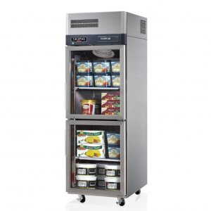Skipio TurboAir Glass Split Door Freezer 574L