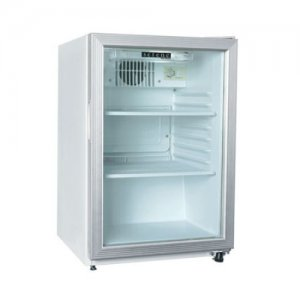 Counter Top Display Chiller Serene Series One Glass Door HB80 SKOPE
