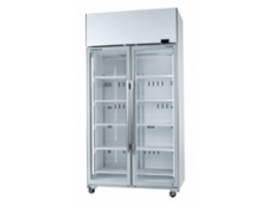 Activecore 2 Glass Doors Display Chiller Top Mount White TME1000-A Skope
