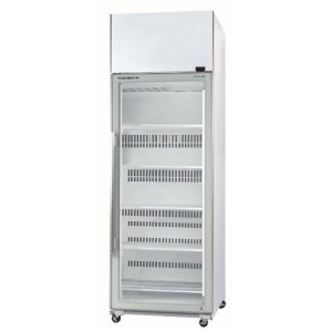 Activecore Glass Door Display Chiller Top Mount White TME650-A Skope