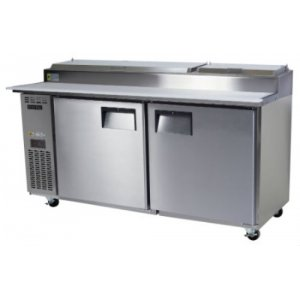 2 Door Centaur Pizza Counter Chiller BC180 Skope