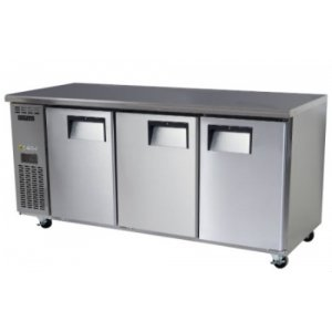 Centaur Underbench Chiller 3 Solid Doors 1800 wide Skope
