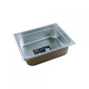 Chef Inox Anti-Jam Steam Pan 1/2 Size 100mm