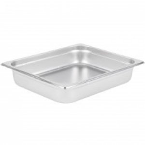 Chef Inox Anti-Jam Steam Pan 1/2 Size 65mm