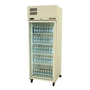 White Diamond Star One Glass Door Fridge Williams HDS1GDCB
