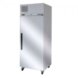 White Diamond Star One Solid Door Fridge Williams HDS1SDCB