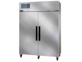 Stainless Steel Diamond Star Two Solid Door Fridge Williams HDS2SDSS