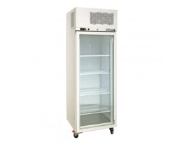 White Diamond Star Freezer One Glass Door Williams LDS1GDCB